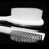 Infant Hair Brush and Comb Set